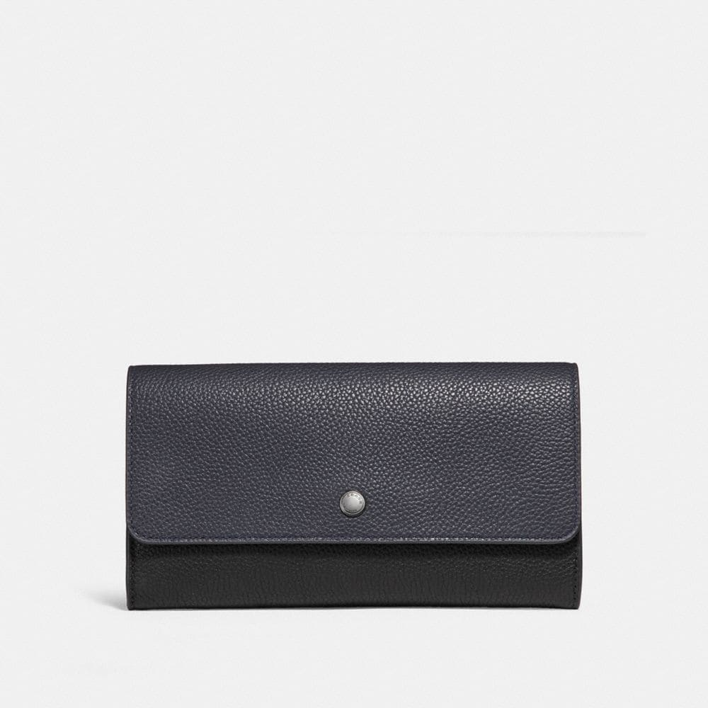 MULTIFUNCTIONAL WALLET IN COLORBLOCK