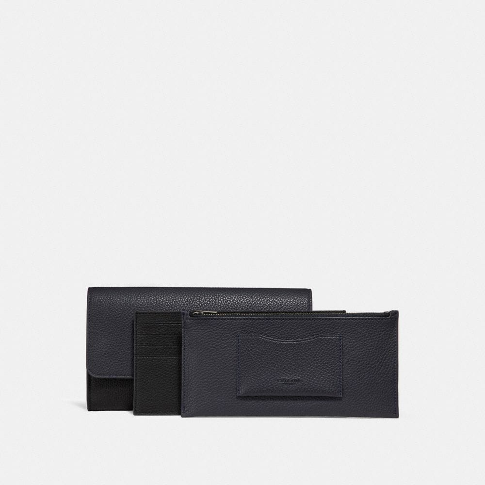 Coach Multifunctional Wallet in Colorblock Alternate View 1