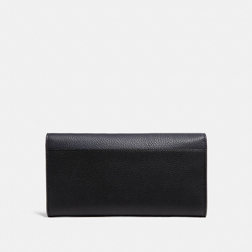 Coach Multifunctional Wallet in Colorblock Alternate View 2