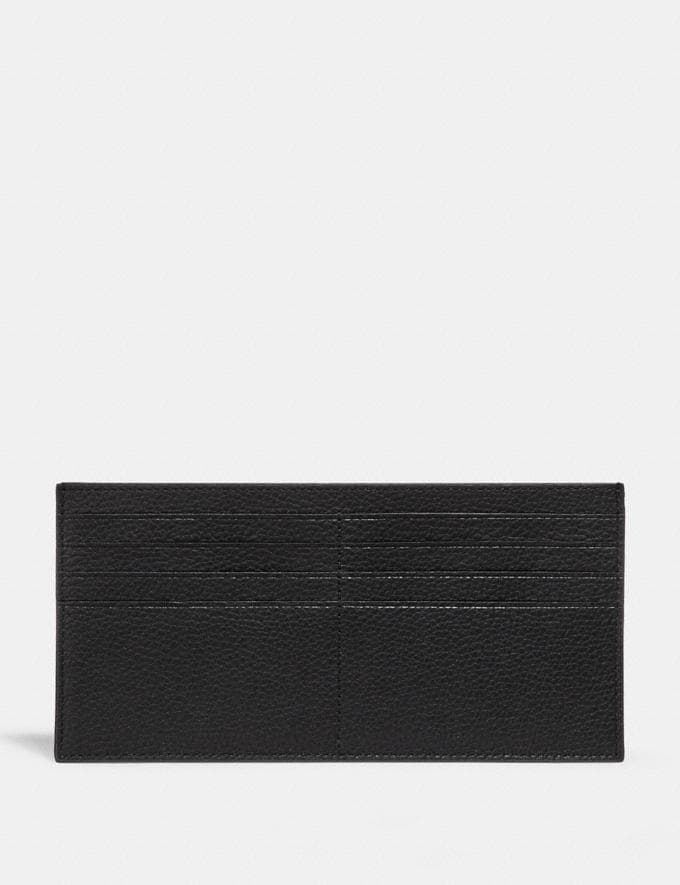 Coach Multifunctional Wallet in Colorblock Agate/Graphite Men Accessories Tech & Travel Alternate View 5