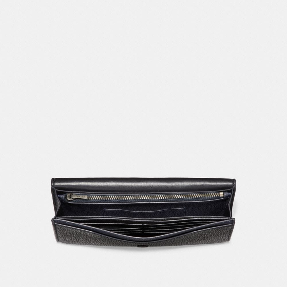 Coach Multifunctional Wallet in Colorblock Alternate View 3