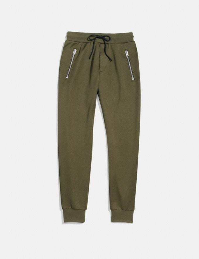 Coach Track Pants Military Men Ready-to-Wear Tops & Bottoms
