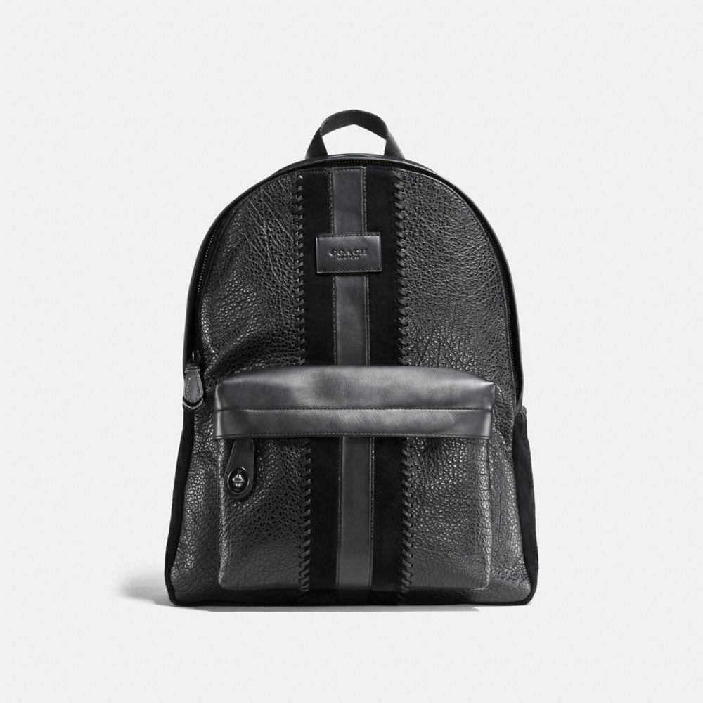 CAMPUS BACKPACK WITH BASEBALL STITCH