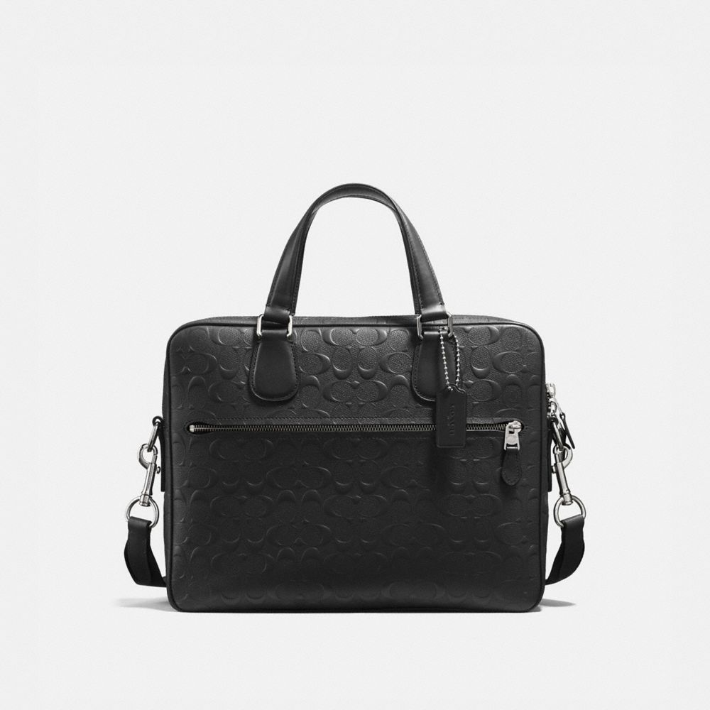 Coach Hudson 5 Bag in Signature Leather