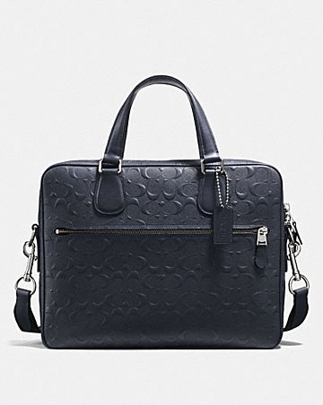 Hudson 5 Bag In Signature Leather