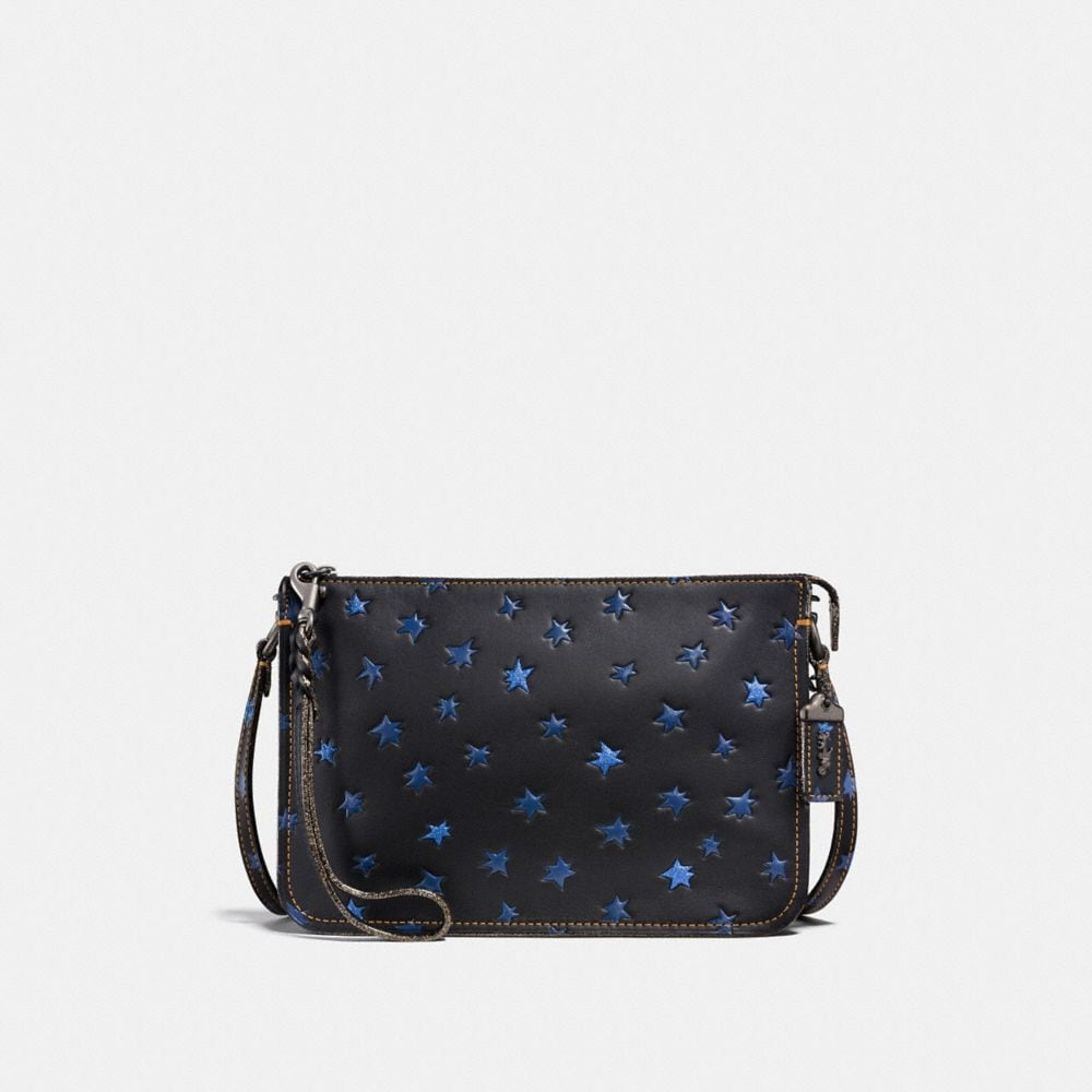 SOHO CROSSBODY WITH STAR PRINT