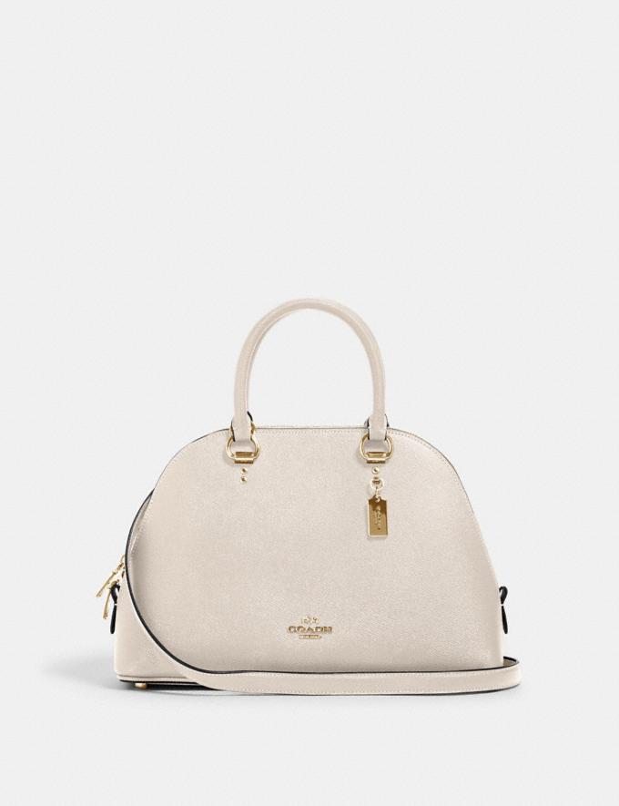 Coach Katy Satchel Im/Chalk Bags Bags Satchels