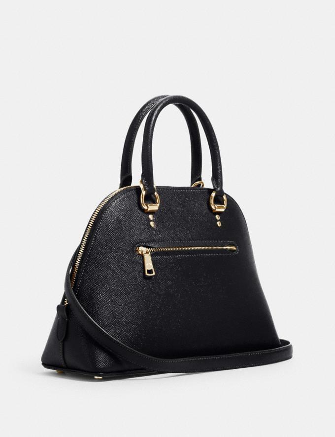 Coach Katy Satchel Im/Midnight Bags Bags Satchels Alternate View 1