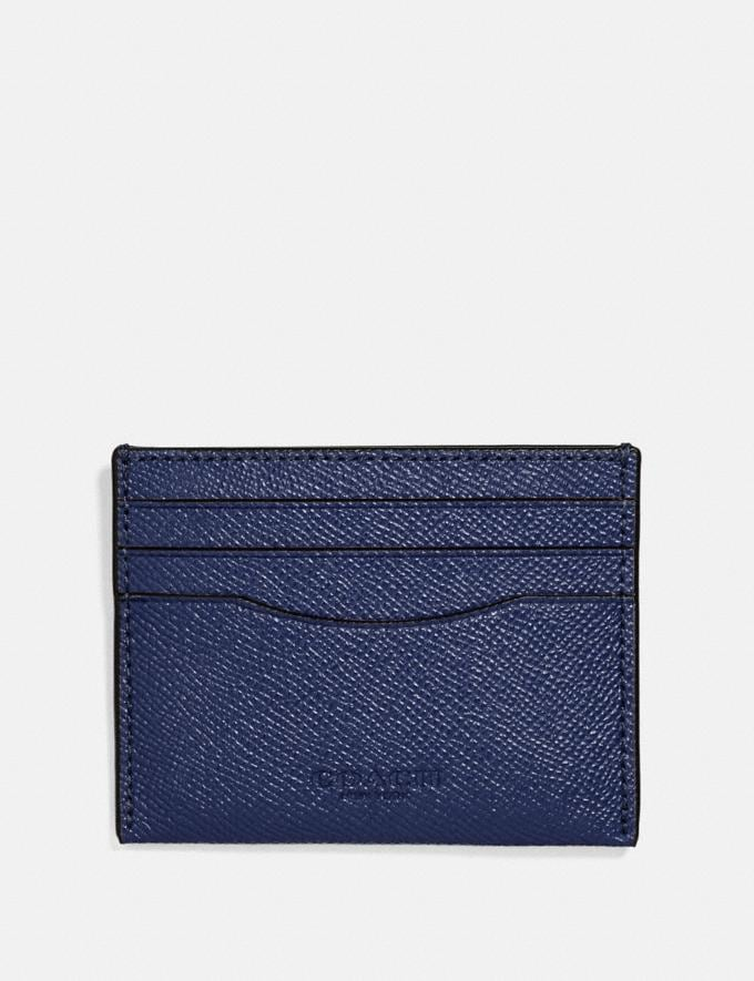 Coach Card Case Cadet Gifts For Him Under $100