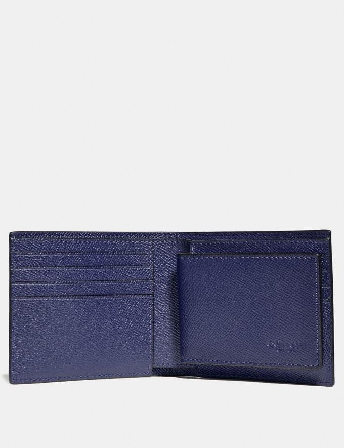 Coach 3-In-1 Wallet Cadet Men Wallets Alternate View 1