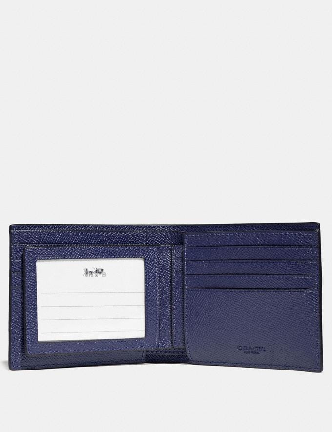 Coach 3-In-1 Wallet Cadet Men Wallets Alternate View 2