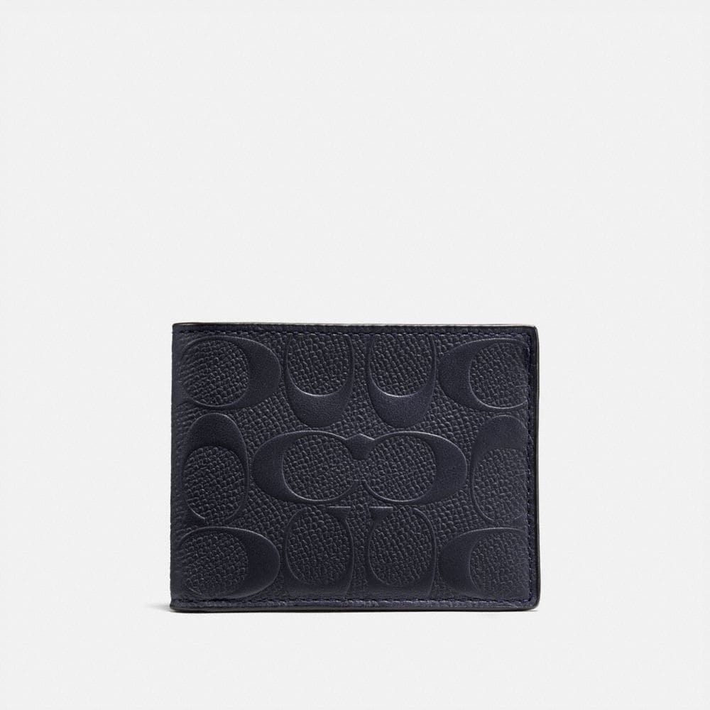 Coach Slim Billfold Wallet