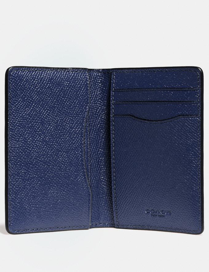 Coach Card Wallet Cadet  Alternate View 1