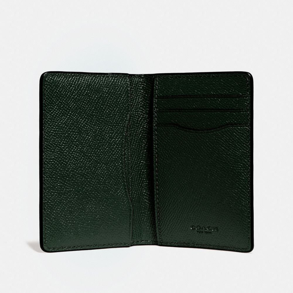 Coach Card Wallet Alternate View 1