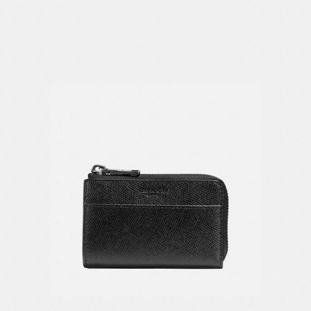 Coach Zip Key Case