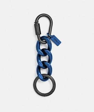 CHAIN LINK KEY RING