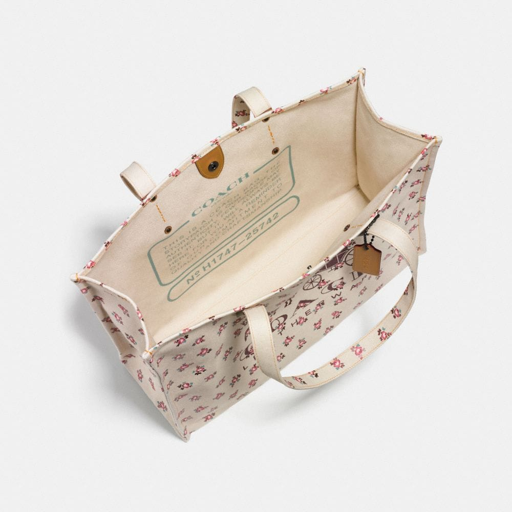 Coach Horse and Carriage Tote 42 Alternate View 2