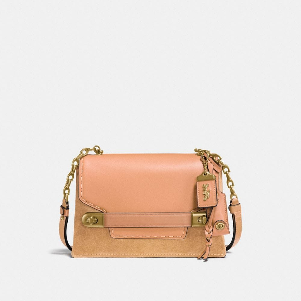 Coach Coach Swagger Chain Crossbody in Colorblock