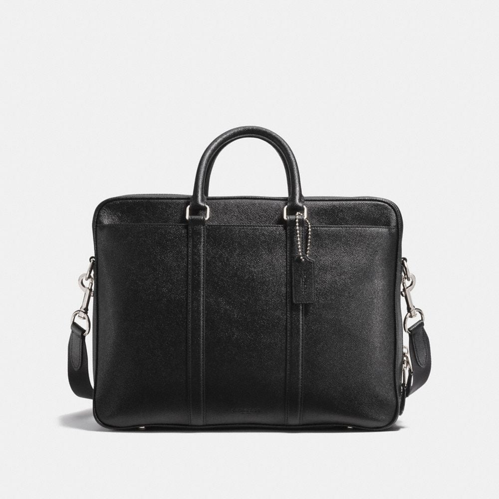 Coach Metropolitan Double Zip Business Case