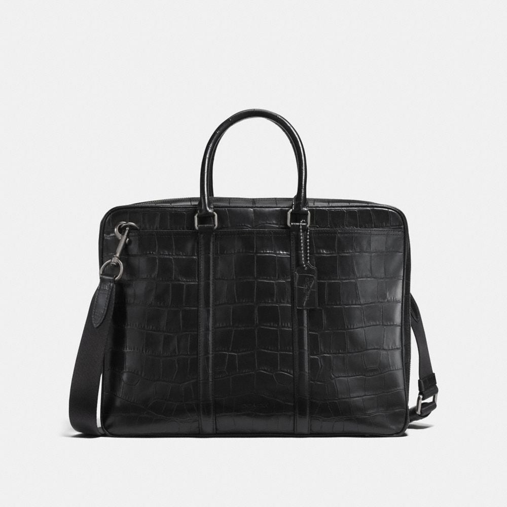 Coach Metropolitan Slim Brief