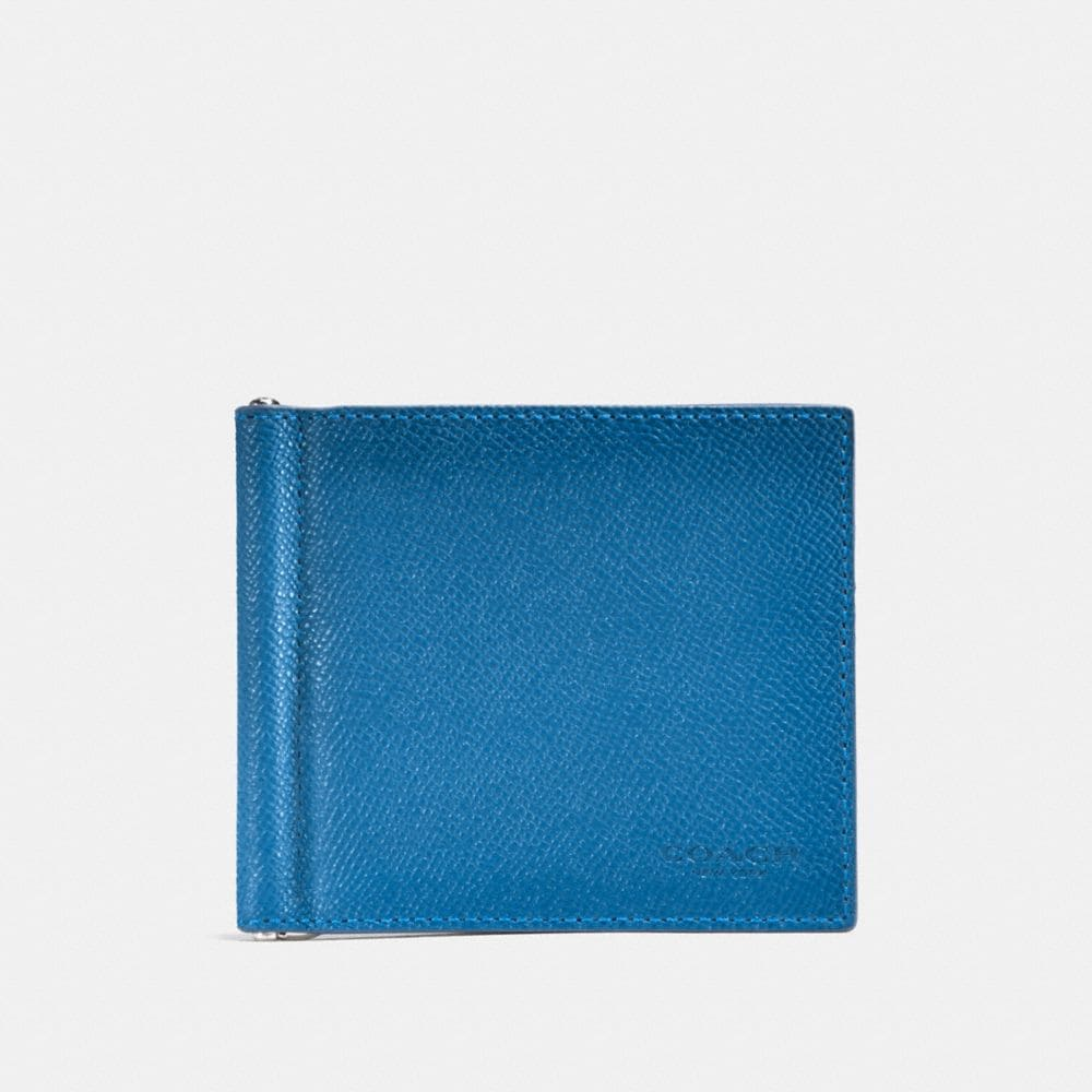 Coach Money Clip Billfold
