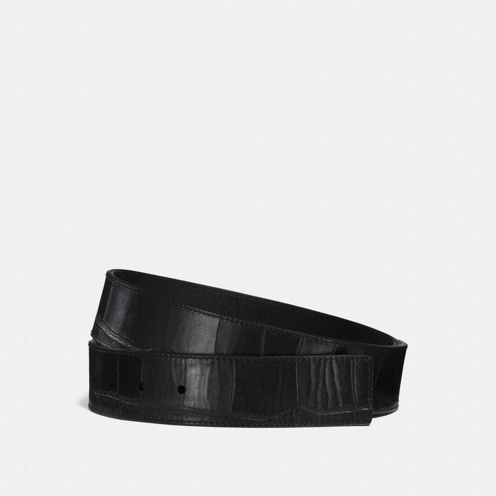 Coach Belt Strap