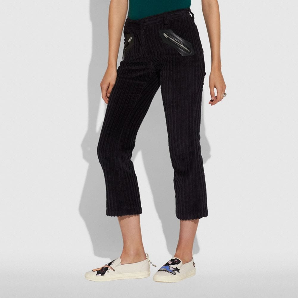 Coach Corduroy Pants