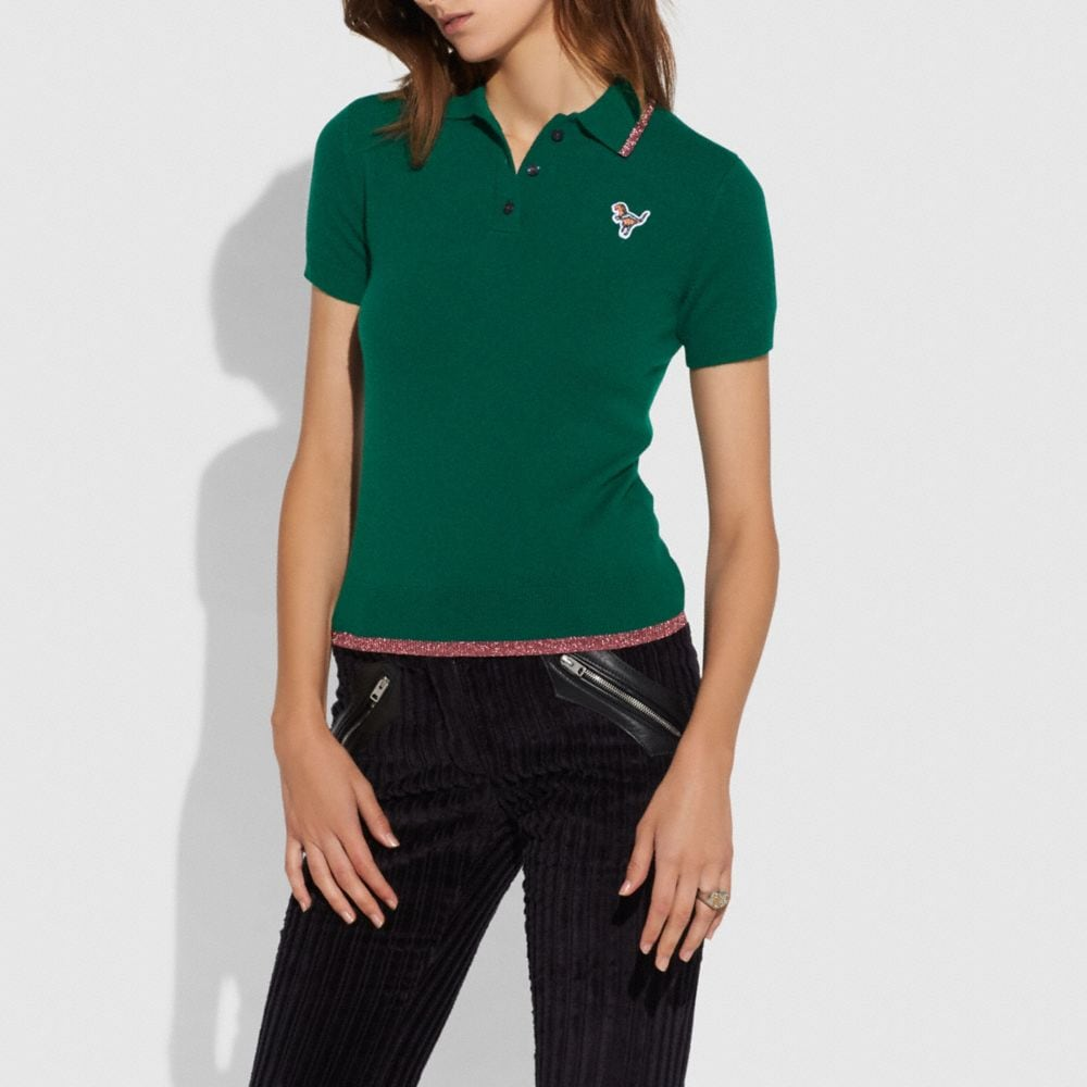 Coach Essentials Polo
