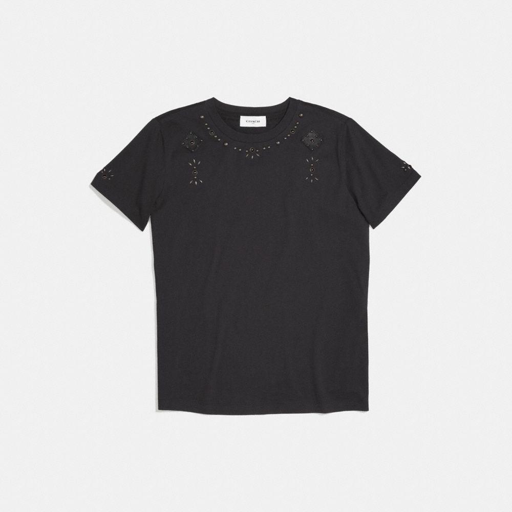 Coach Prairie Rivets T-Shirt