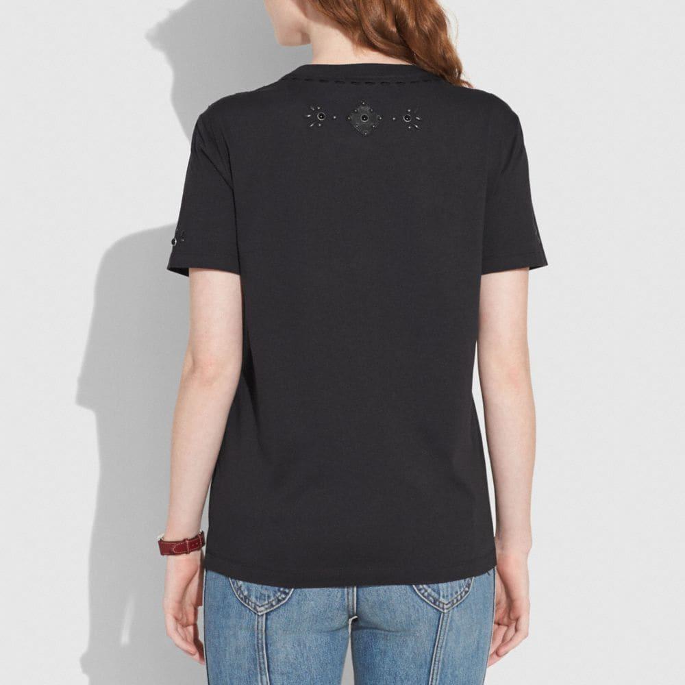Coach Prairie Rivets T-Shirt Alternate View 2