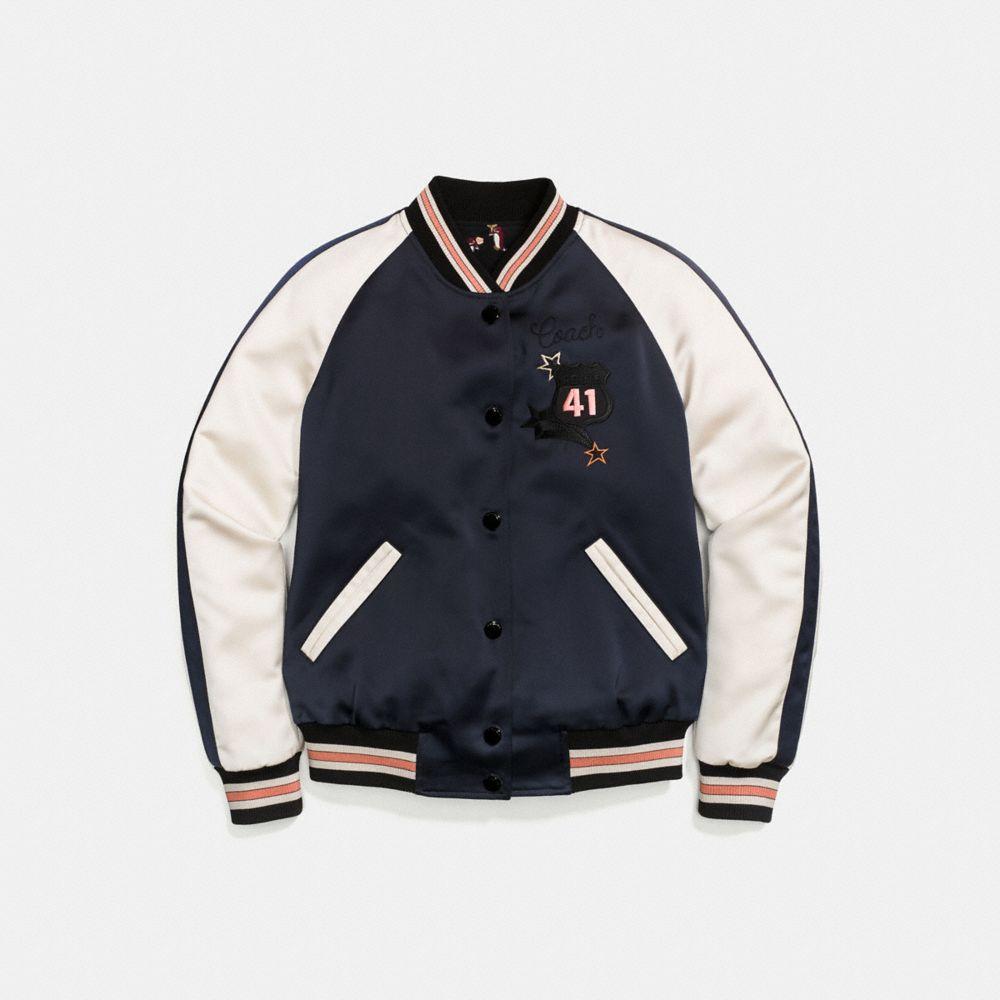 Coach Reversible Souvenir Jacket