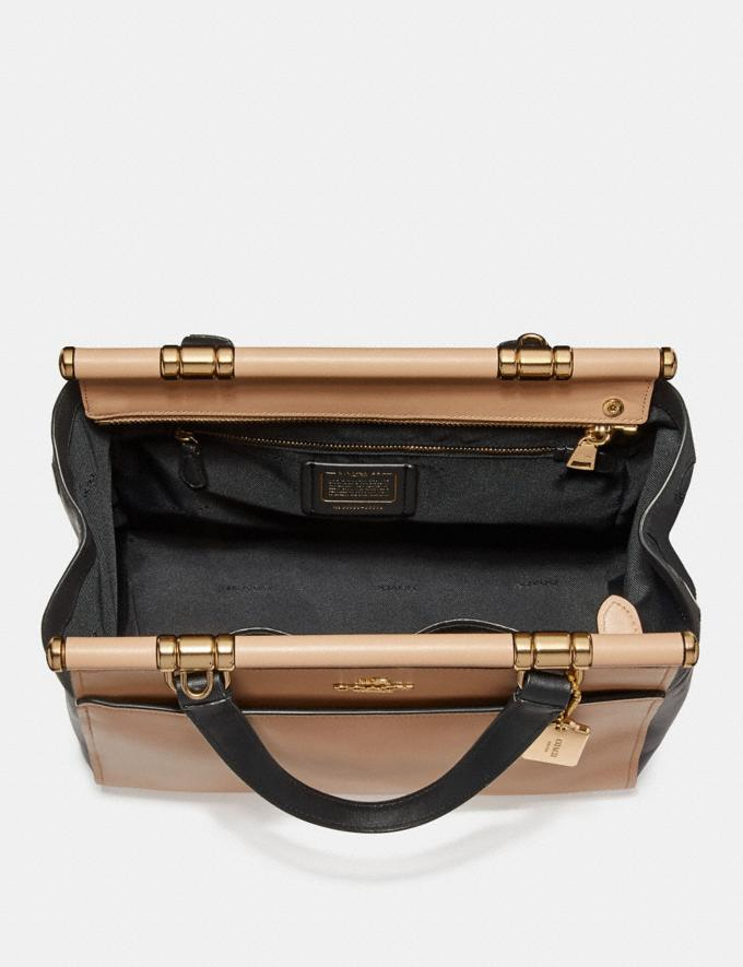Coach Grace Bag in Colorblock Beechwood Multi/Light Gold Coach Reserve Coach Reserve Alternate View 2