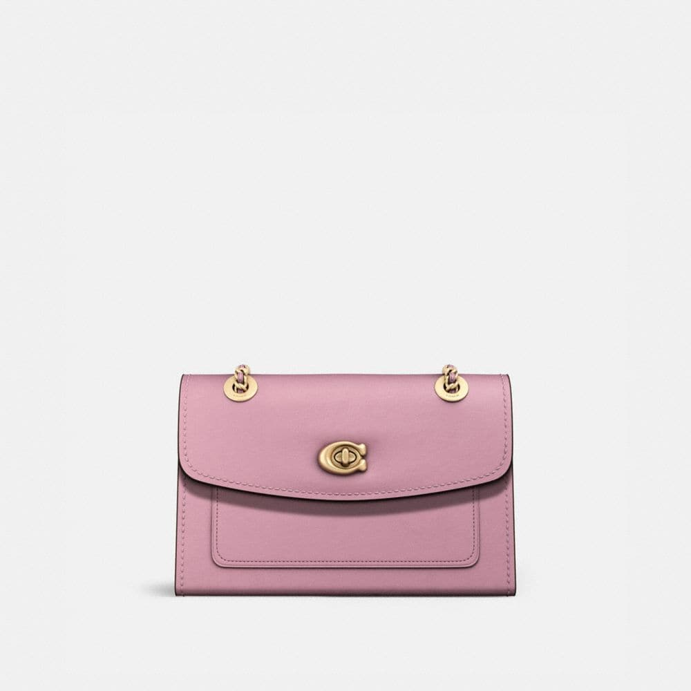 Coach Parker in Refined Calf Leather