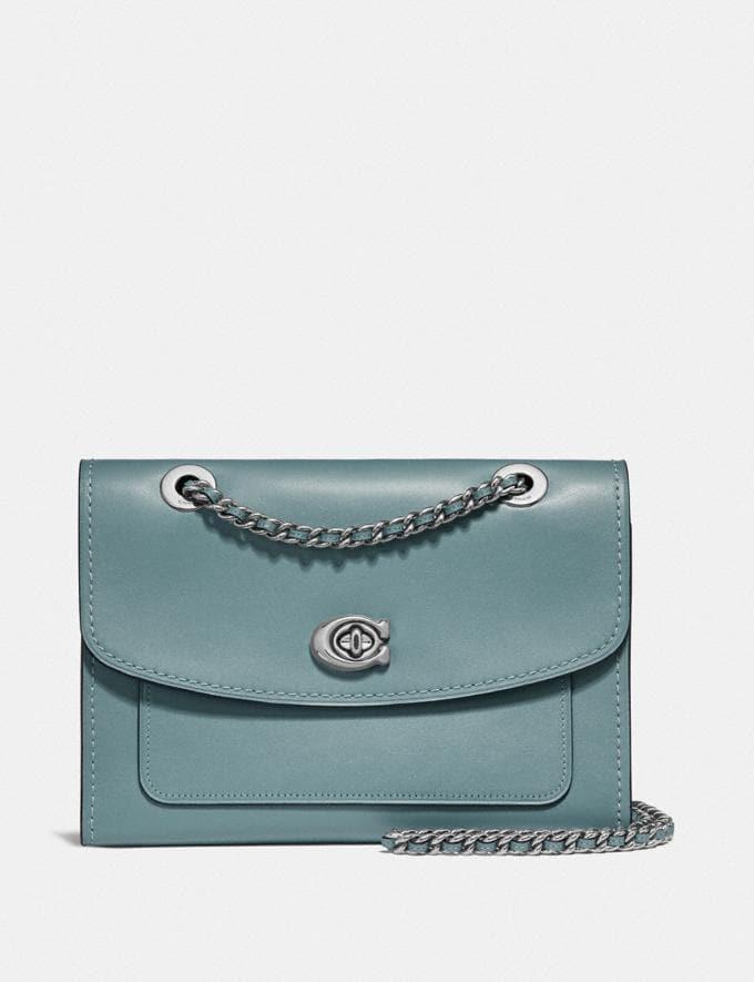 Coach Parker Sage/Silver Women Bags