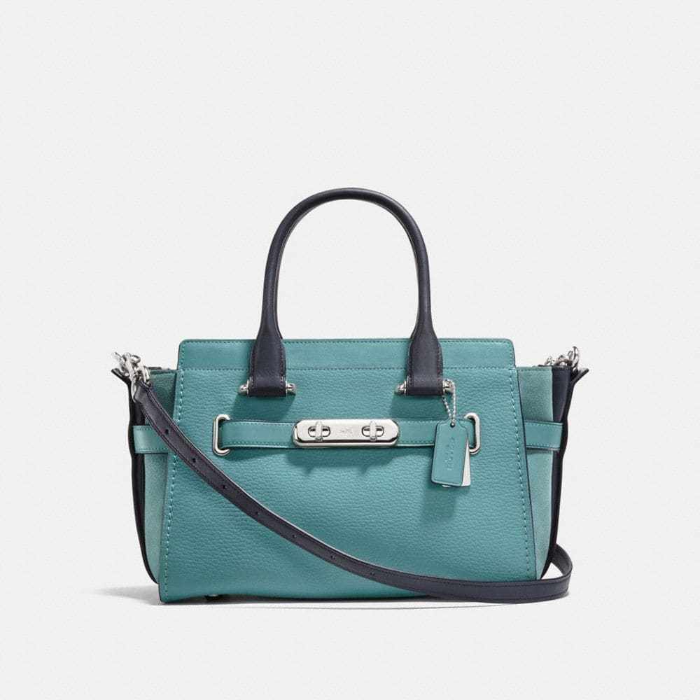 coach swagger 27 in colorblock | Tuggl