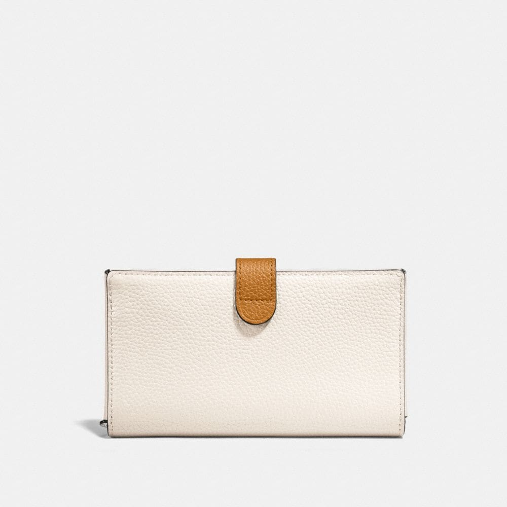 Coach Phone Wristlet in Colorblock Alternate View 1