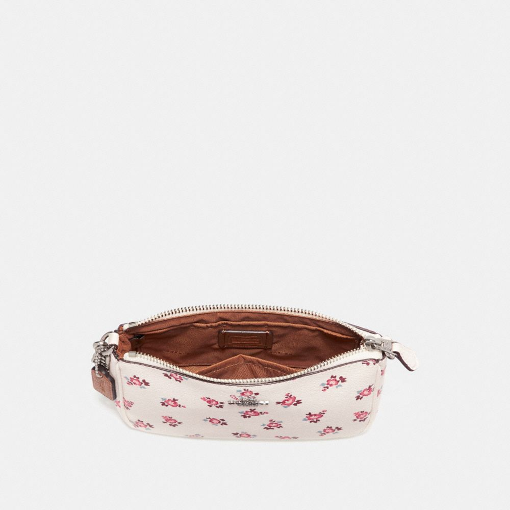 Coach Nolita Wristlet 19 With Floral Bloom Print Alternate View 1