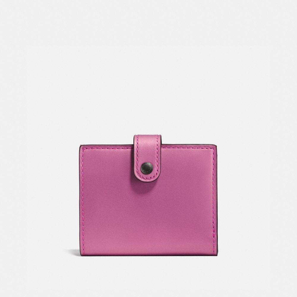 Coach Small Trifold Wallet Coach
