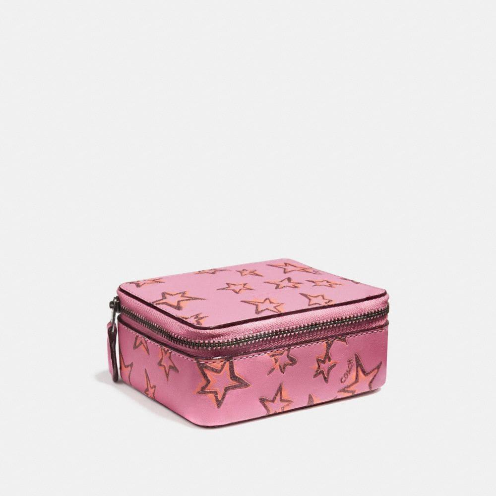 accessory box with starlight print