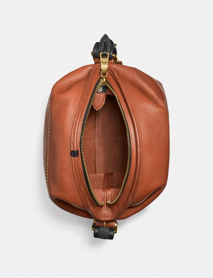 Coach Remixed Upside Down Duffle Brass/Saddle New Women's New Arrivals View All Alternate View 2