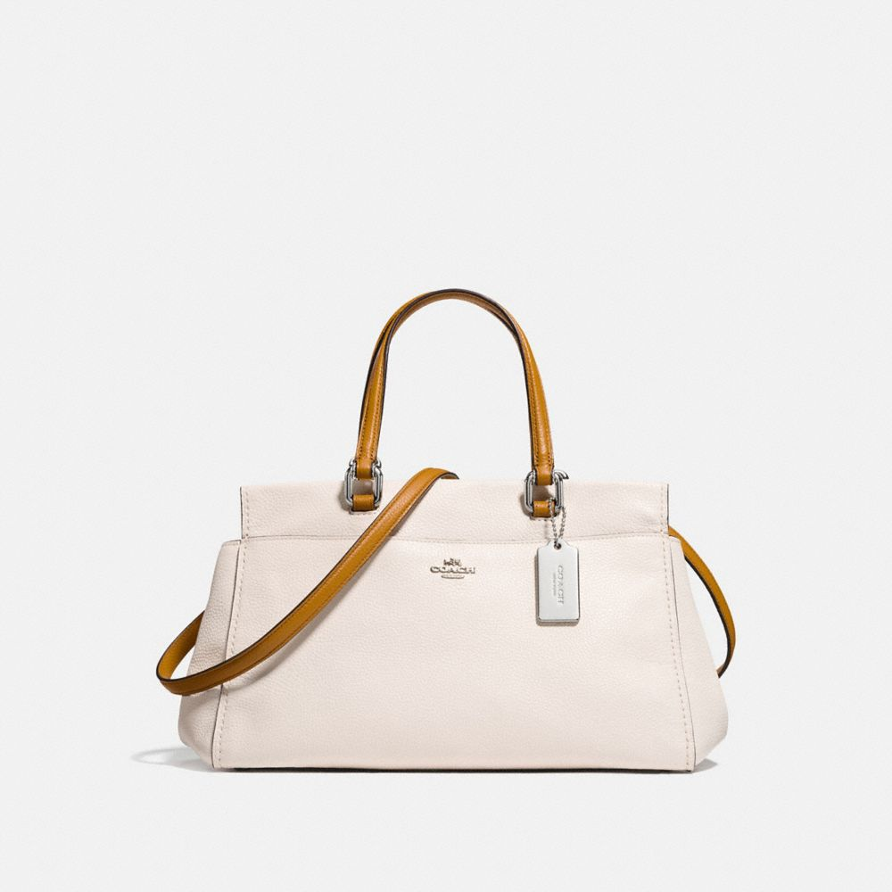 Coach Fulton Satchel in Colorblock
