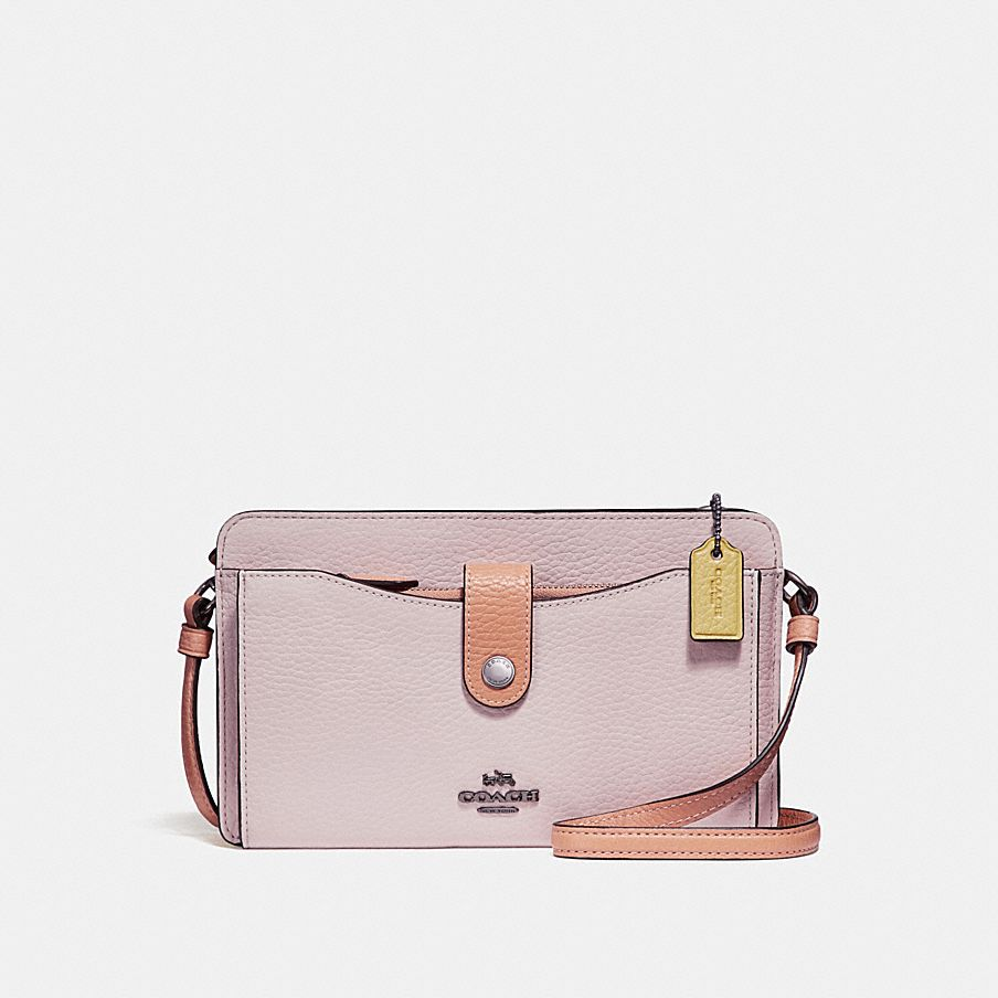 Coach Noa Pop Up Messenger In Colorblock Charles Ampamp Keith Mini