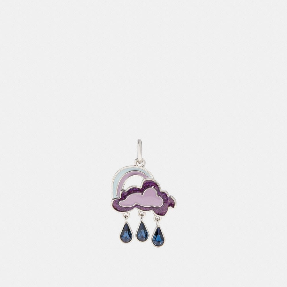 Coach Cloud and Rainbow Charm