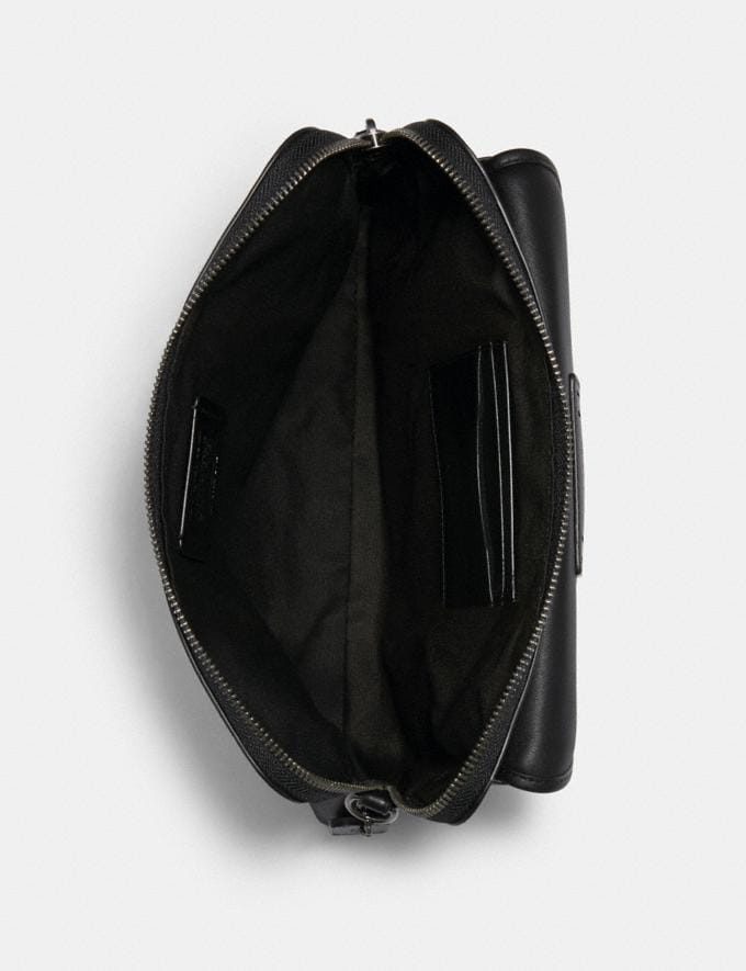Coach Ranger Pouch Qb/Black Deals Finds Under $100 Alternate View 1