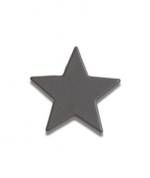 Black Star Souvenir Pin