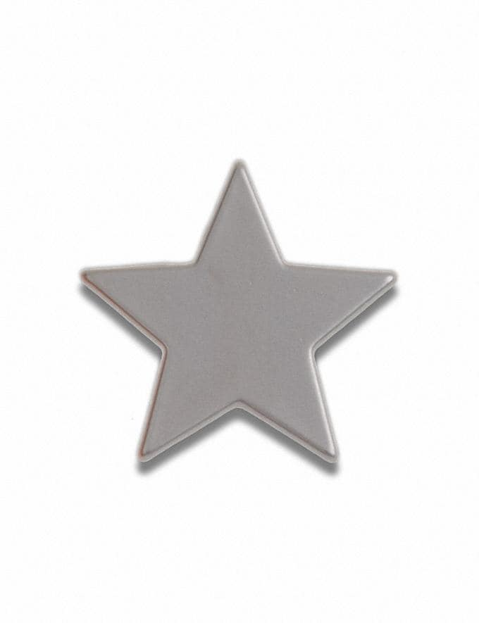 Coach Silver Star Souvenir Pin Silver Customization For Her Customization SKUs