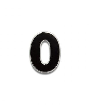 Number 0 Souvenir Pin