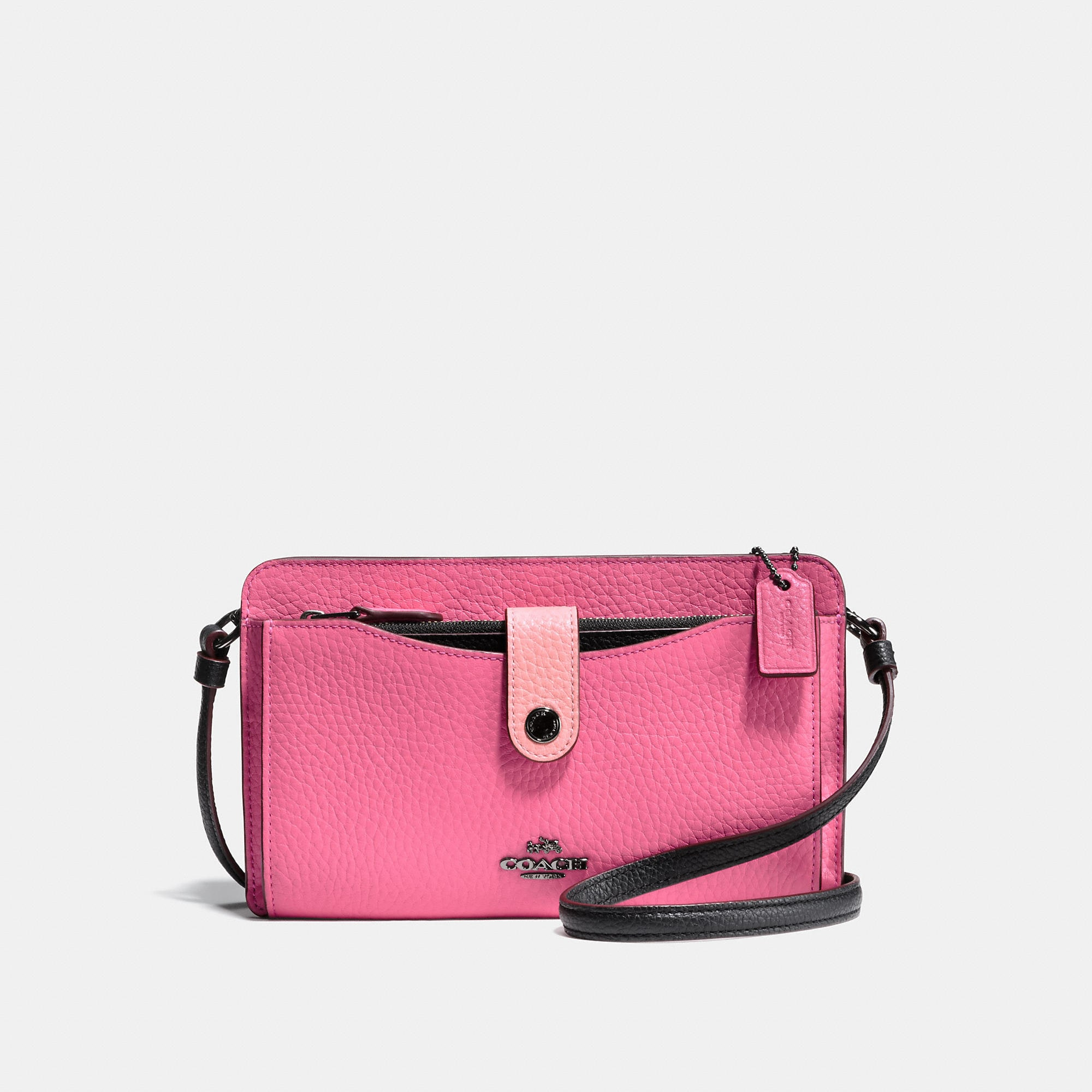 Coach Pop-up Messenger In Colorblock