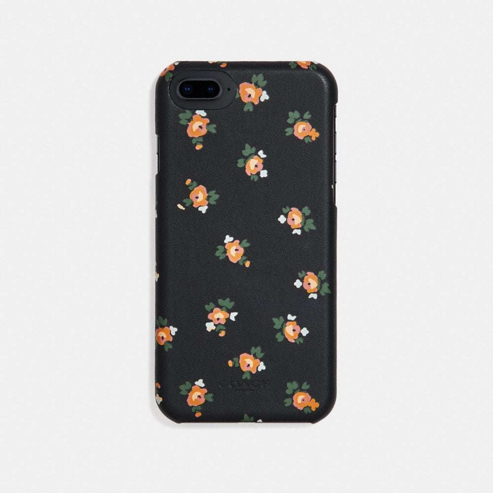 Coach iPhone 7/X Case With Floral Bloom Print