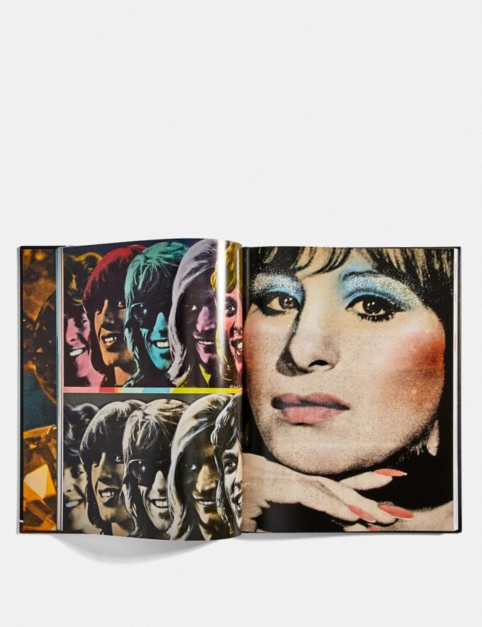Coach Richard Bernstein Starmaker: Andy Warhol'S Cover Artist Multi New Women's New Arrivals Collection Alternate View 1